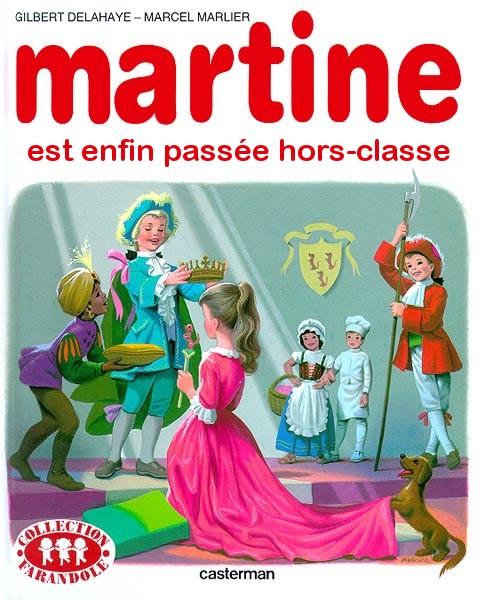 martineHorsclasse