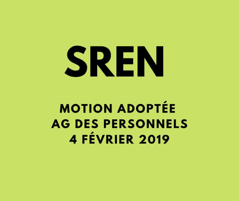 motion_personnels Guerande 4 fevrier 2019